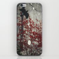 Heart Of Winter iPhone & iPod Skin