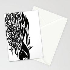 wave design 1.0 Stationery Cards