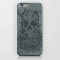 The Lumbermancer (Grey) iPhone 6 Slim Case