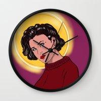 St. Audrey Wall Clock