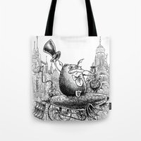 Sky Bosco Tote Bag