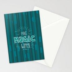 Make Magic Happen! Stationery Cards