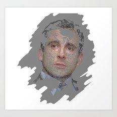 Michael Scott, The Office Art Print