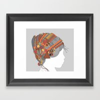 A TRIBE CALLED WOMEN - C… Framed Art Print