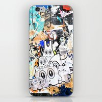 Sugar Monsters iPhone & iPod Skin
