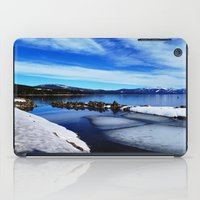 Tahoe City iPad Case