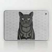 Sly Cat Laptop & iPad Skin