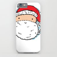 Cute Santa iPhone 6 Slim Case