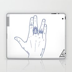 Make My Hands Famous - Part V Laptop & iPad Skin