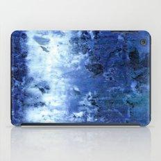 Saltwater Silk Blue iPad Case
