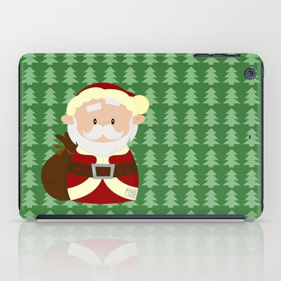 Santa iPad Case