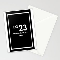 Nothing IRL Matters (Black Label) Stationery Cards