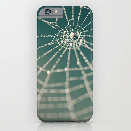 Spiderweb iPhone & iPod Case