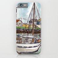 The Harbour, Figueira Da Foz, Portugal iPhone 6 Slim Case