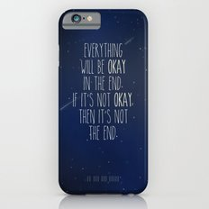The Fault In Our Stars iPhone 6s Slim Case