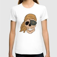 Willy Womens Fitted Tee White SMALL