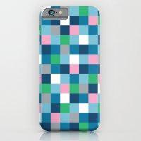Colour Block #5 iPhone 6 Slim Case