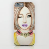 Minzy Gong (2NE1) iPhone 6 Slim Case