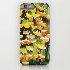 California Popies iPhone 6s Slim Case