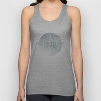 In Other Words Unisex Tank Top