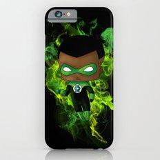 Chibi Green Lantern Slim Case iPhone 6s