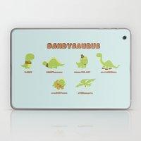 DANDYSAURUS Laptop & iPad Skin