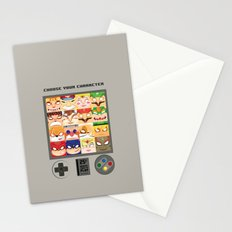 CHARACTER Stationery Cards