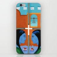 Congregation iPhone & iPod Skin