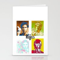 The Rebels Stationery Cards