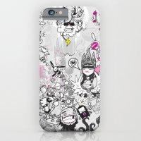 iPhone & iPod Case featuring Pantheon by KILLAMARI