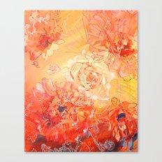flower Canvas Print
