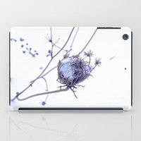 Traces Of Summer iPad Case