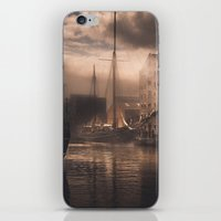 Old Ships iPhone & iPod Skin