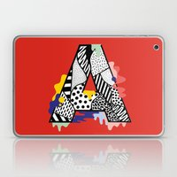 A for ….. Laptop & iPad Skin