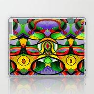 Laptop & iPad Skin featuring Mandala 9703 by Rafael Salazar