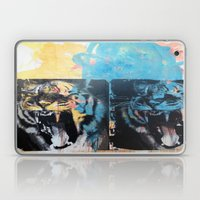 YAWNING TIGERS Laptop & iPad Skin