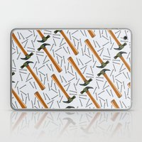 Thinking out loud Laptop & iPad Skin