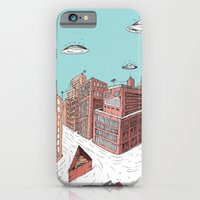 iPhone & iPod Case featuring Voyager by Morbid Illusion