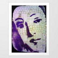 VENUS IN COINS,WASHERS A… Art Print