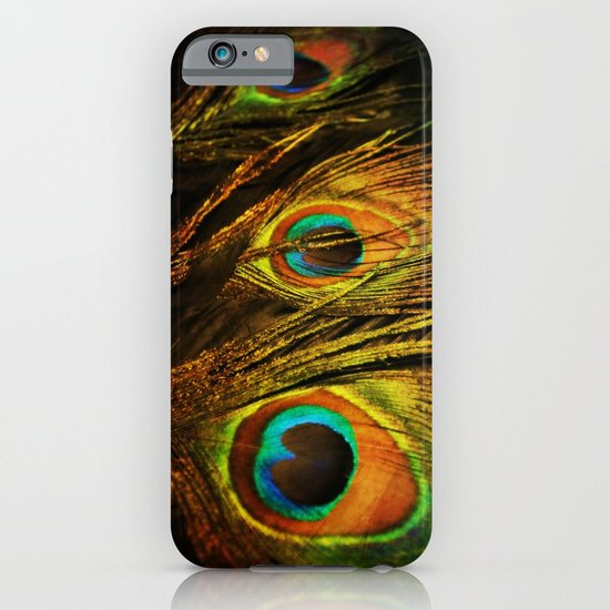 3 Feathers Together iPhone & iPod Case