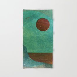 Hand & Bath Towel - Coast - Aurora Art
