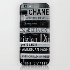 Fashion Books iPhone 6 Slim Case