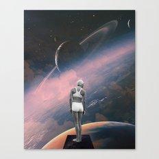 The Deep End Canvas Print