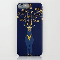 Golden deer iPhone 6 Slim Case