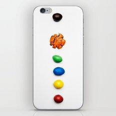M&Ms iPhone & iPod Skin
