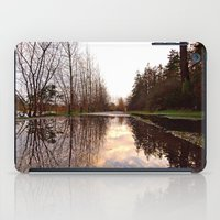 Northwest reflection iPad Case