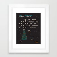 Star Walagas Framed Art Print