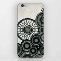 Mandalas iPhone & iPod Skin
