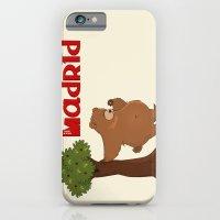 MADRID: Bear and Madrono (v.2) iPhone 6 Slim Case