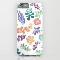 summertime succulents iPhone 6 Slim Case